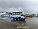绍兴东风19座公路车最新东风天翼19座客车价格