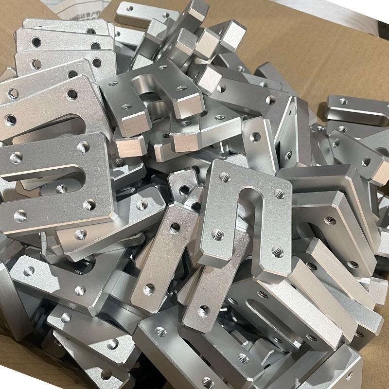 五金制品加工光纖支架CNC 加工鋁合金CNC數控加工金傲精密