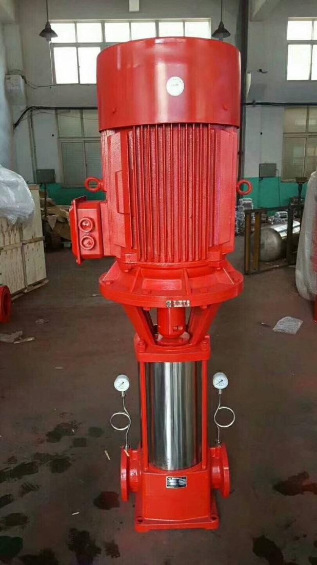 包頭消防水泵XBD15.0/50G-L132KW多少錢