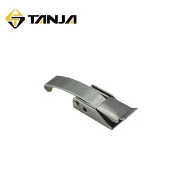 TANJA A142 不銹鋼拋光彈性減震搭扣