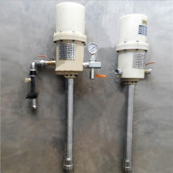 山西大同原QB152型便携式注浆泵体积小、重量轻、使用可靠