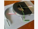 中央空调木托垫木水管道专用隔热保温保冷防震pe托码橡塑管托PE