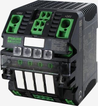 德國murr穆爾進口電源管理控制電氣電子接口連接器
