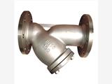 中鼎阀业FYSP-800Y型法兰过滤器铸钢4分