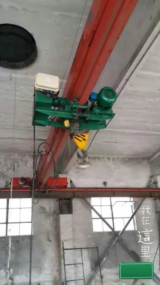 矿山用25吨SDQ型31.5米抓斗起重机配件