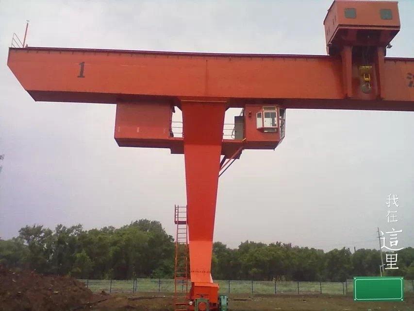 礦山用160噸SDQ型19.5米電動葫蘆起重機配件