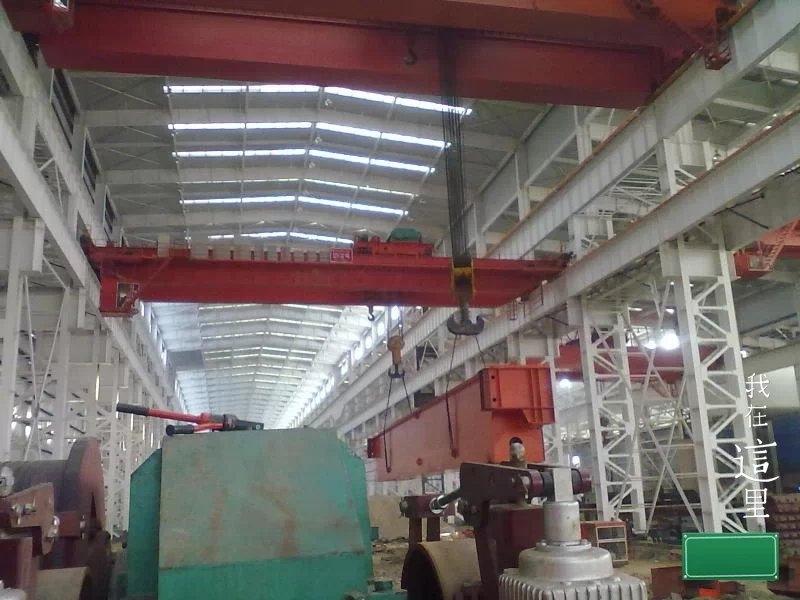 礦山用74噸QZ型19.5米雙梁起重機配件