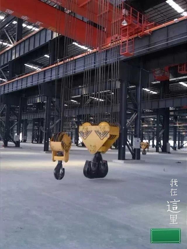 礦山用1噸BZ型11.5米包廂龍門吊配件