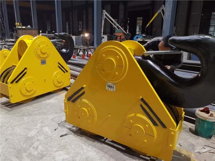 礦山用50噸MG型28.5米行吊配件