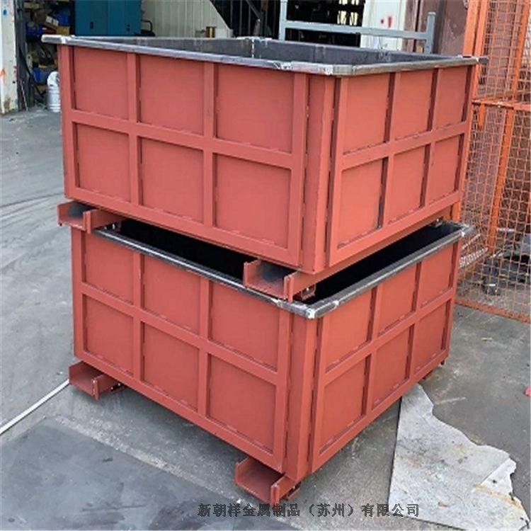 仓储钢制料箱加工定制