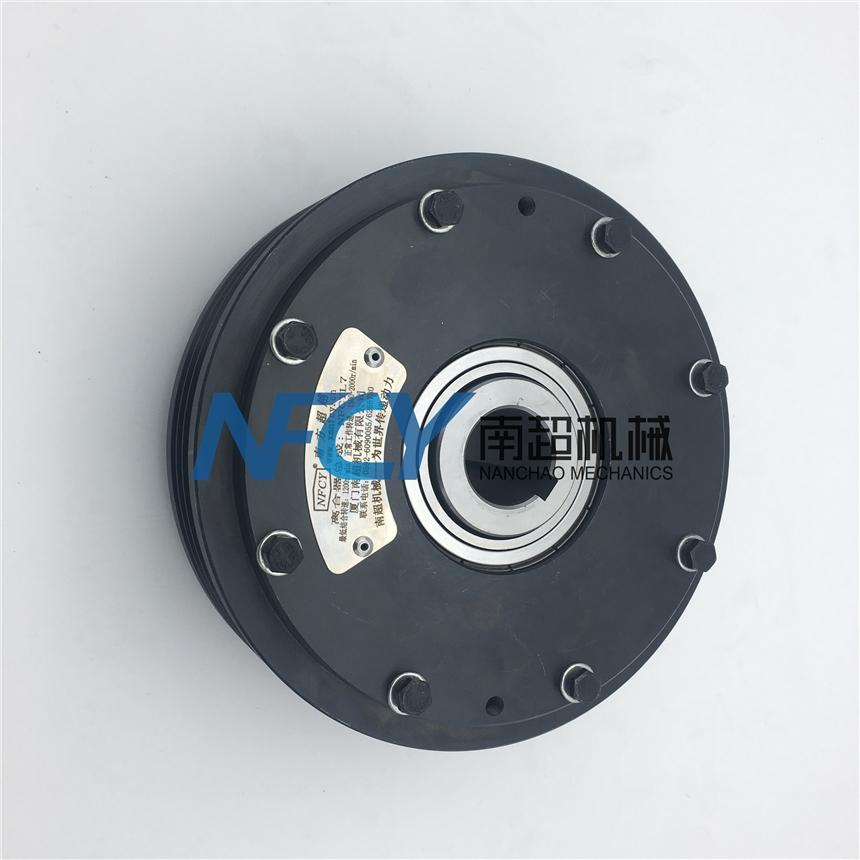 程力洗掃車軸承座風機自動離合器總成CS45B240廠家直銷