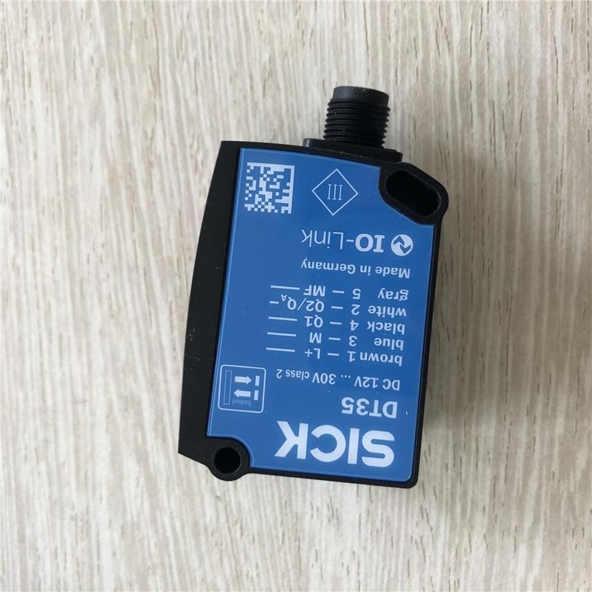 德國西克SICK 中程距離傳感器DT35-B15251訂貨號: 1057652
