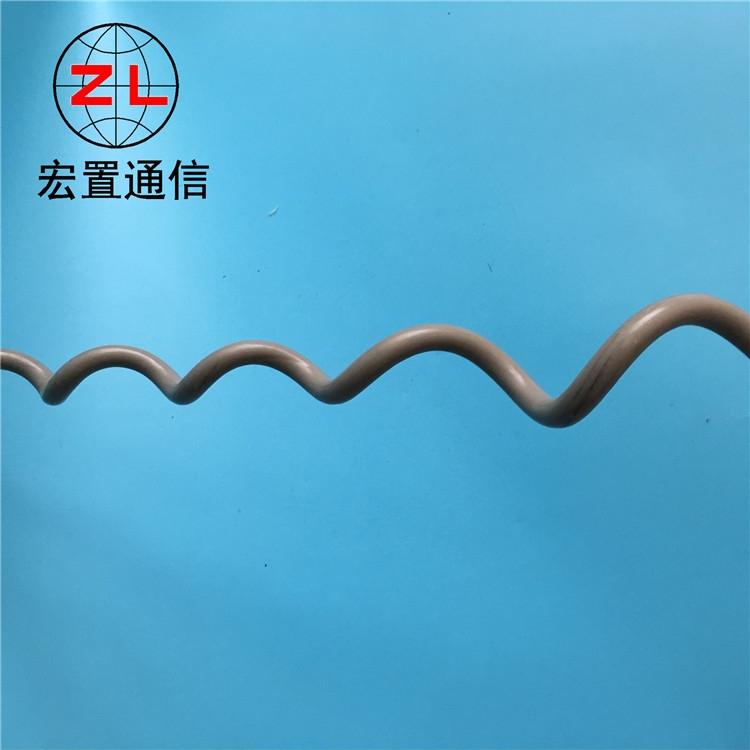 供应:ADSS光缆用减振震器 光缆防护金具