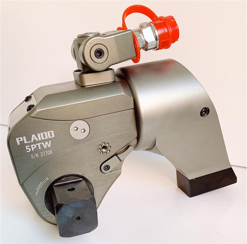 高性價比PLAIDO7500牛米5PTW型液壓扭矩扳手