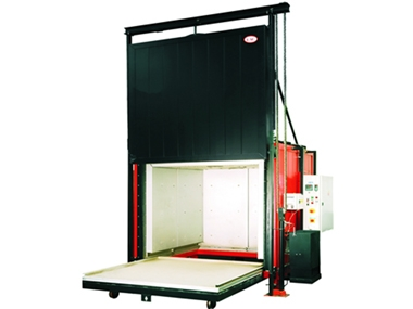 LAC低温台车箱式炉 SVK