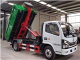 3吨勾臂垃圾车5立方勾臂垃圾车销售厂家