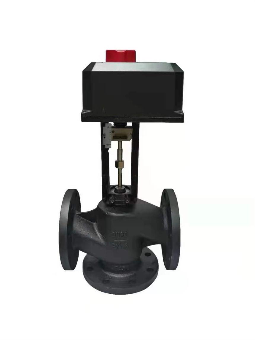 電動二通調節閥AV7200/AV7100