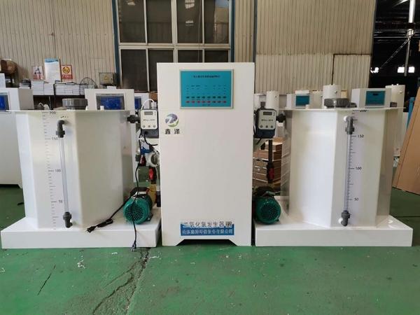 二氧化氯發生器設備