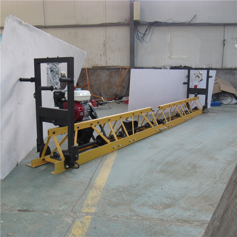 山东振动梁厂家 框架式振动梁 路面摊铺机汽油型振动梁