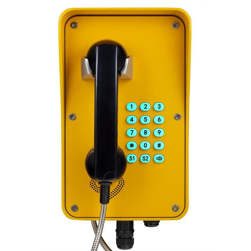 矿用光纤电话机室外防水电话机工业电话机