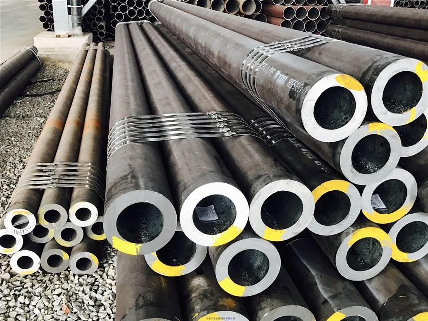 广东梅州市厂家供应45#厚壁机械加工用无缝管20#45#40Cr42CrMo