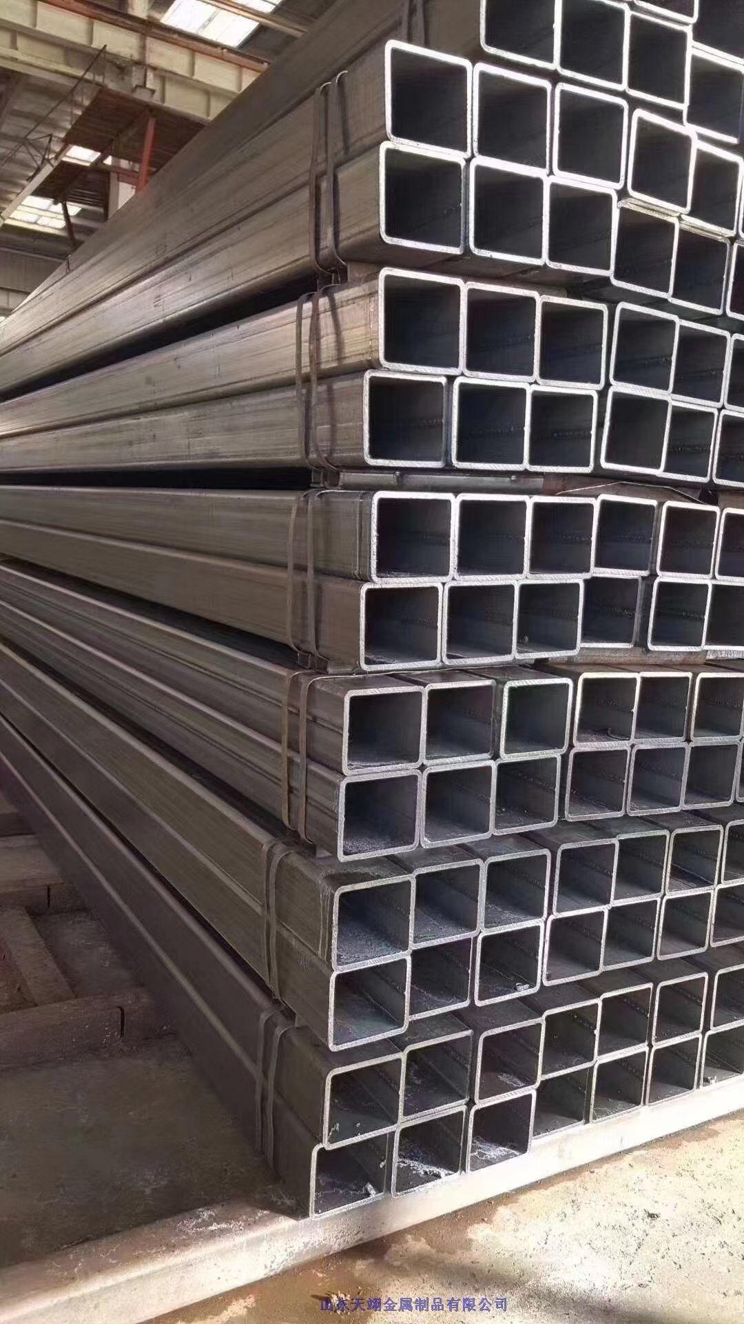 廣東云浮市廠家大量供應無縫方矩管20#Q345B