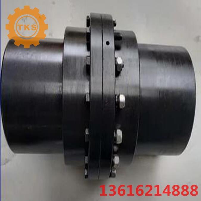 GIICL9鼓形齒聯軸器參數 皮帶輪配件