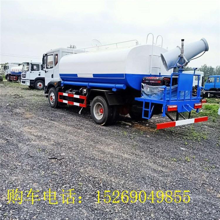 新聞:新鄉10噸灑水車多少錢一輛