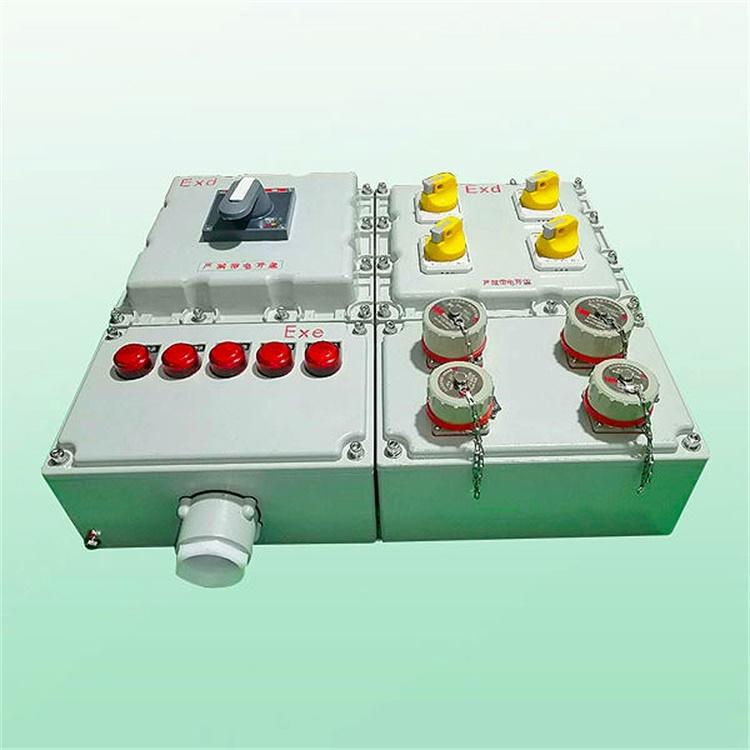 防爆檢修電源插座箱