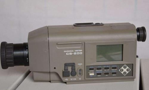 柯尼卡美能达CS-200色彩亮度计收购