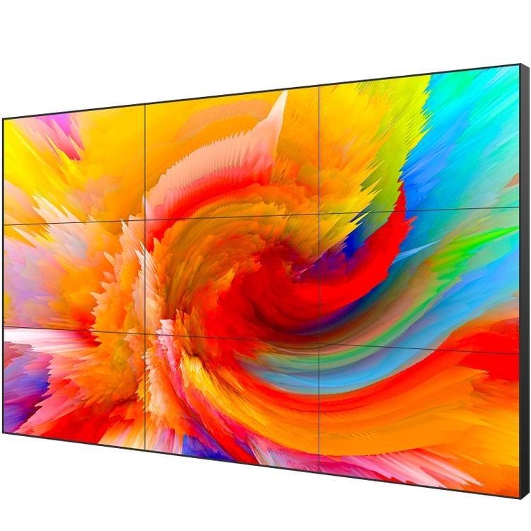 液晶拼接屏46寸拼接屏 LED显示屏,屏展厅大屏幕