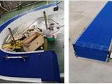 1200爬破垂直塑料网带输送线出厂价