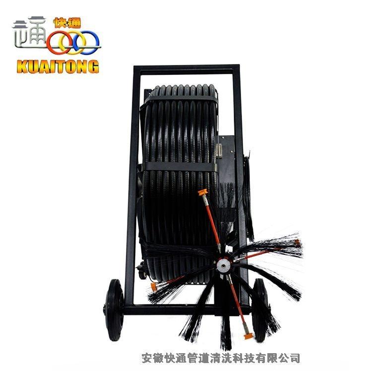 天津風管清掃軟軸機快通風管清掃風管清掃軟軸機