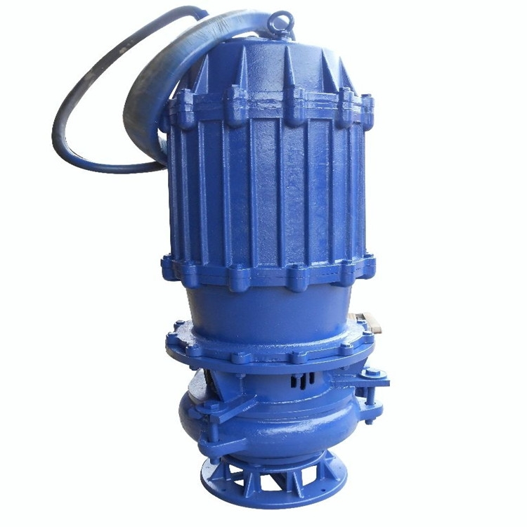 單機潛水渣漿泵 50zjq48-86-45渣漿泵廠家生產