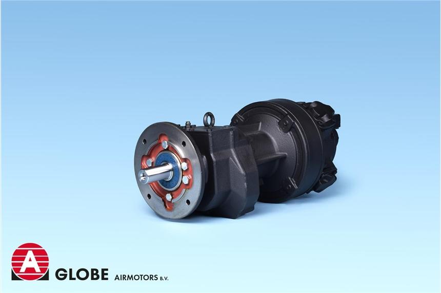 荷蘭GLOBE氣動馬達 RM410