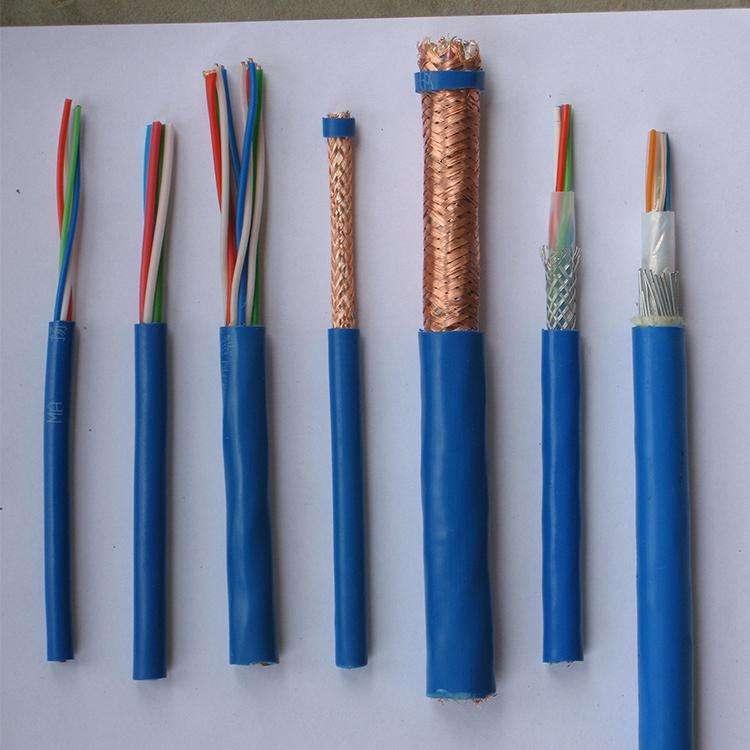 河北滄州黃驊控制電纜ZR-KVVP-220/380V-14*1mm2廠家
