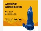 天然气管廊工程用防爆潜水排污泵 大量现货库存