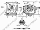 无锡|XB1Z-160,斜齿轮油泵,