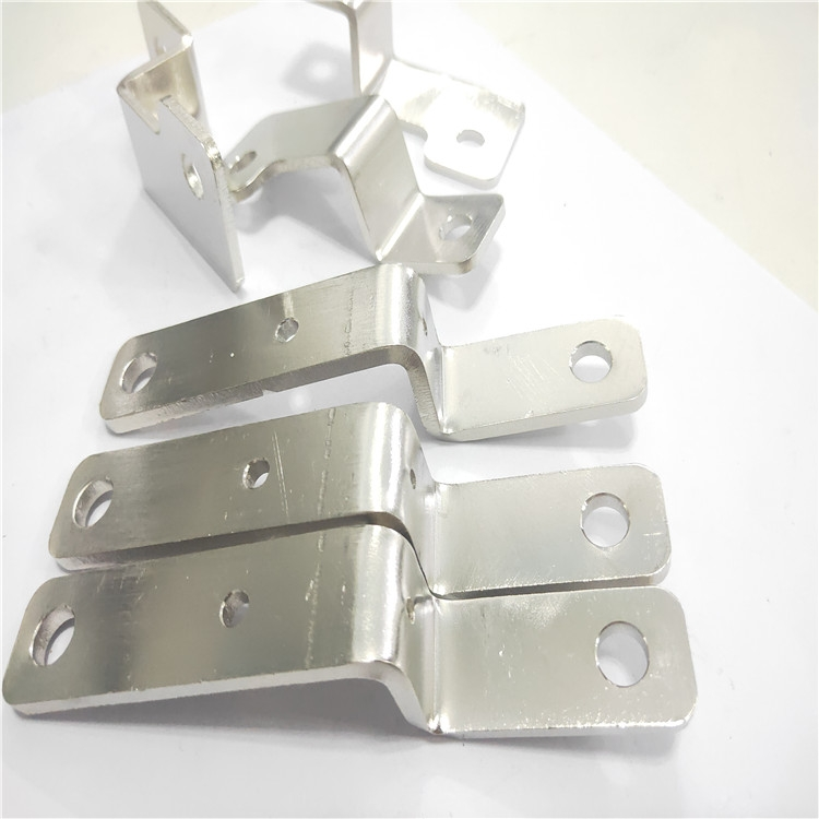 折彎銅排 鍍鎳銅排 新能源導電銅連接件廠家供應