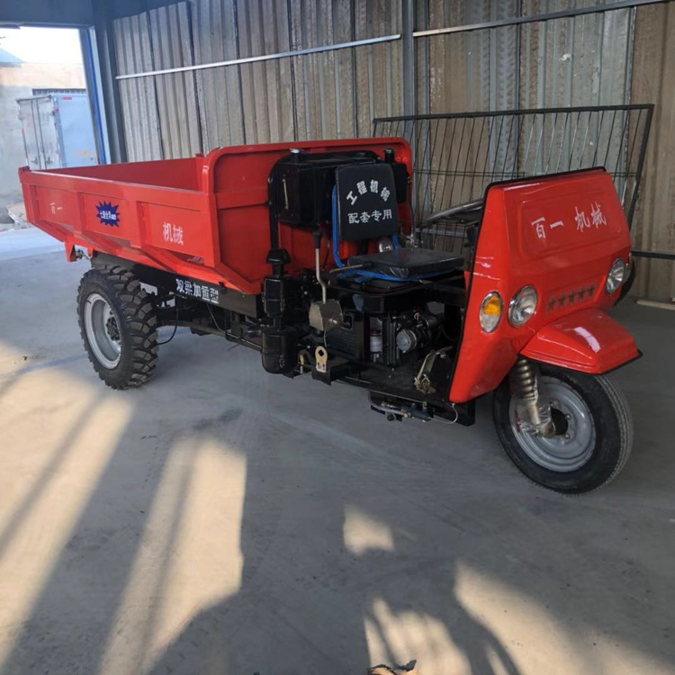 工程三馬子銷售 砂石運輸車 家用的自卸車