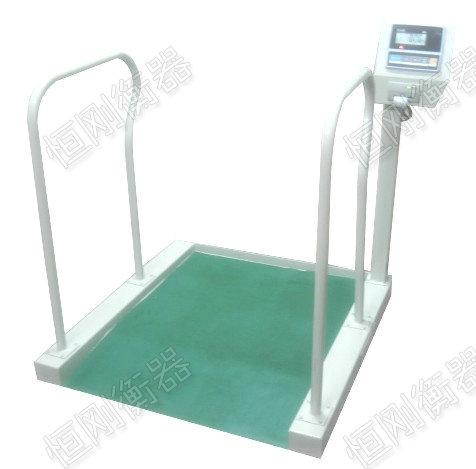 200公斤 医用轮椅秤 不锈钢轮椅称