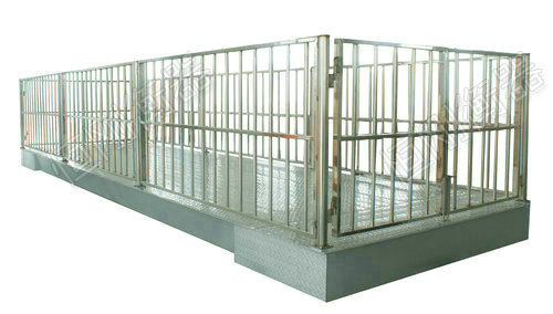 江苏养殖场动物电子秤 称活畜动物的地磅