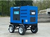400A柴油电焊发电一体机大泽动力厂家