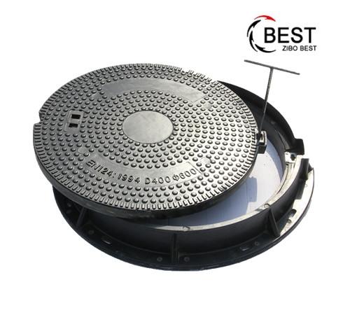 淄博拜斯特高品质井盖|圆形井盖尺寸|树脂井盖价格