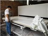 雅士白滲墨大板加工生產機器設備
