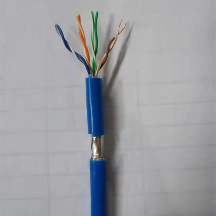 礦用阻燃通信電纜MHYVP10X2X0.97貨源充足
