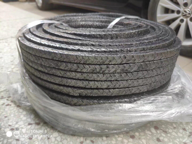 河北鎳絲增強石墨盤根參數/柔性石墨盤根檢驗報告