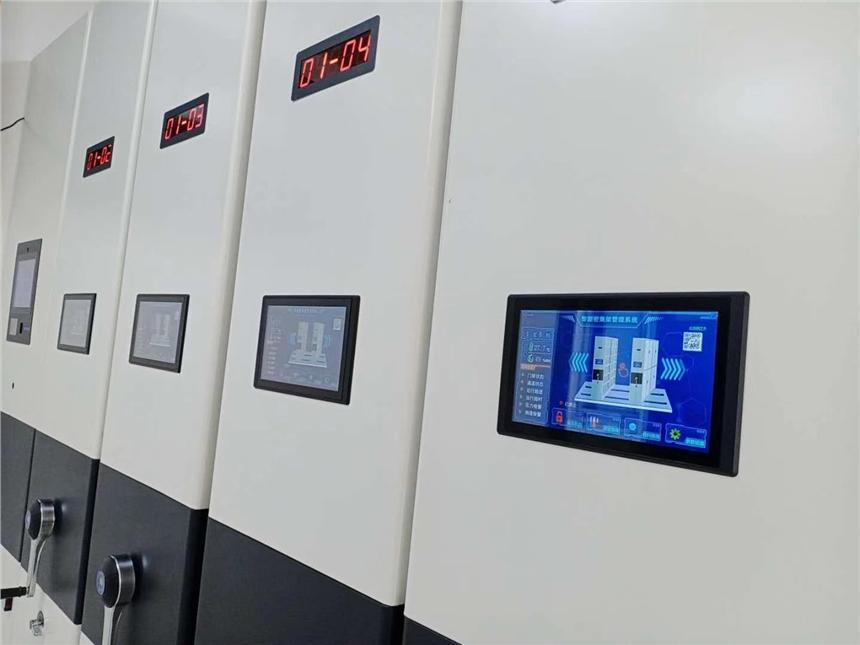 唐山一体化档案馆设计  智能档案室价格