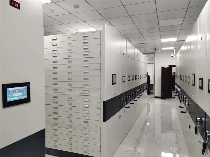 崇文區恒濕恒溫檔案室建設價格  智能檔案室價格 價格生產廠