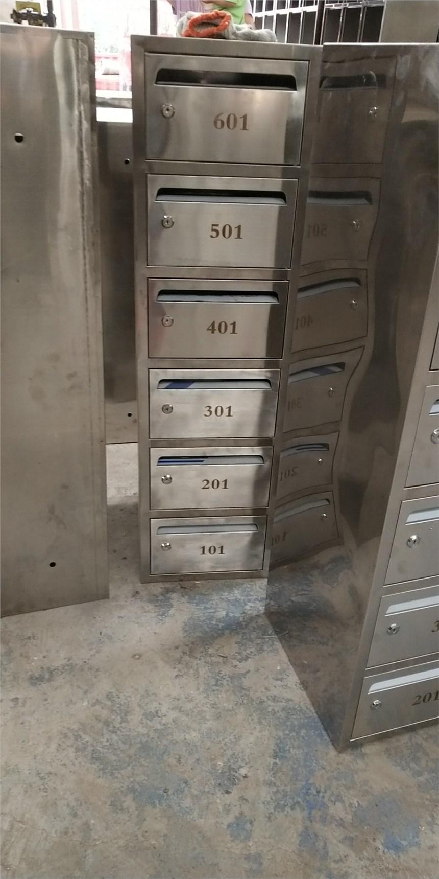 河北张家口不锈钢信报箱厂家